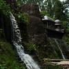 Inside the Nek Chand Rock Garden