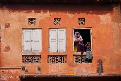 Jaipur Kite Festival in Rajasthan, India
