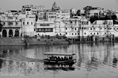Udaipur in Rajasthan, India