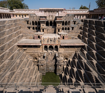 Chand Baori (Step-Well)