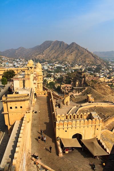 Aamer Fort Main Entrance, Jaipur
