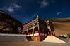 Sakya Kaza Monastery.
