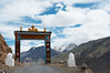 Gate leading to the Ki Gompa