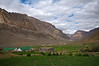 Entering more fertile valleys, roughly 50km from Kaza.