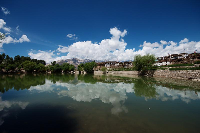 Sacred Nako Lake