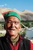 Sweet elderly Kinnauri man
