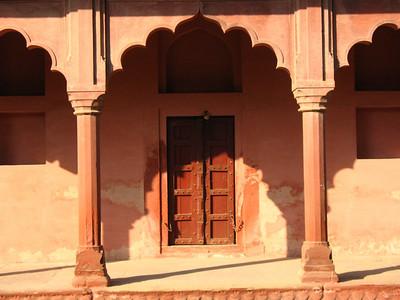 Taj Mahal Complex - Agra, India