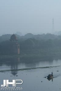 """Agra Mist"", Agra, Uttar Pradesh, India, 2007 Print IND387-066"