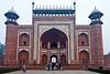 Puerta principal - Darwaza-i rauza