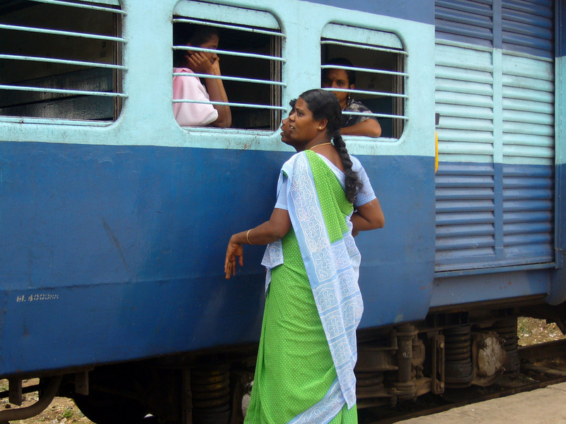 Train to Madurai from Coimbatore
