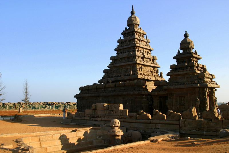 shore temple in Mamallapuram
