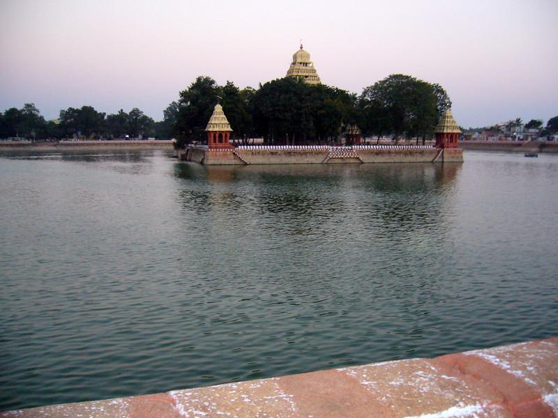 Maudrai, Tamil Nadu, India Meenakshi Temple