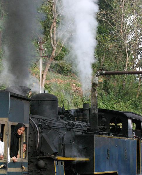 Nilgiri Mountain Railway, Mettupalayam, Ooty, Tamil Nadu, India