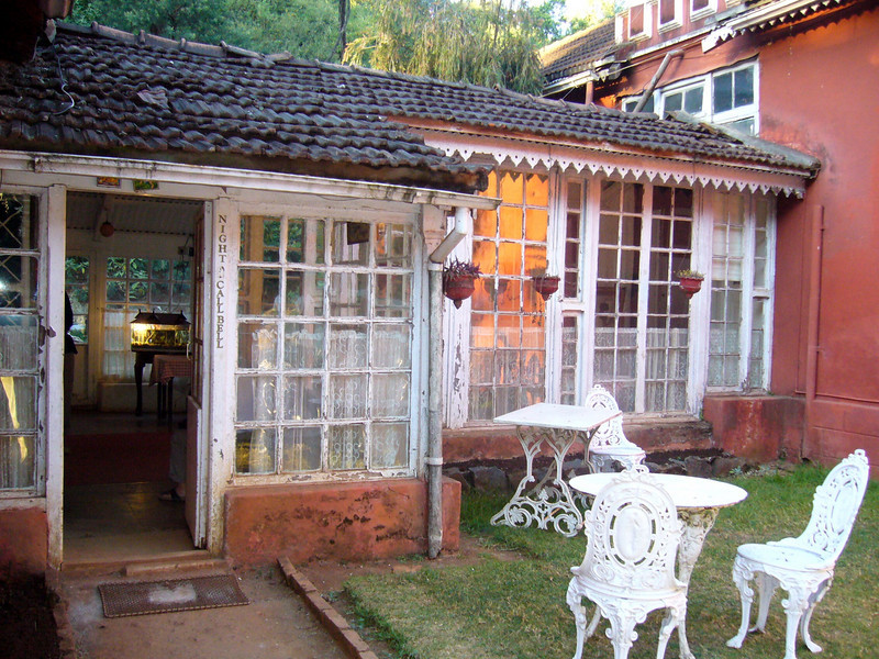 The Savoy Hotel in Ooty, A former British school, this hotel consists of charming colonial cottages built in the mid 19th century Ooty an Old British Hill Town, Tamil Nadu, India