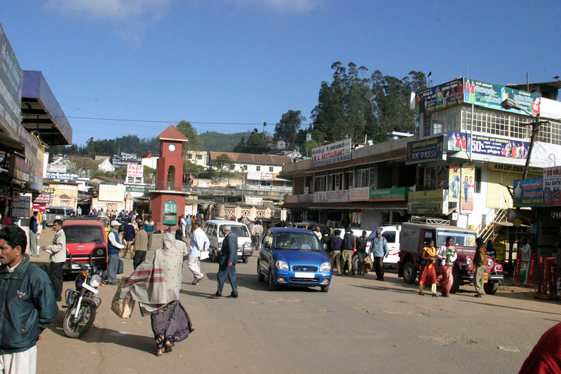 Ooty an Old British Hill Town, Tamil Nadu, India