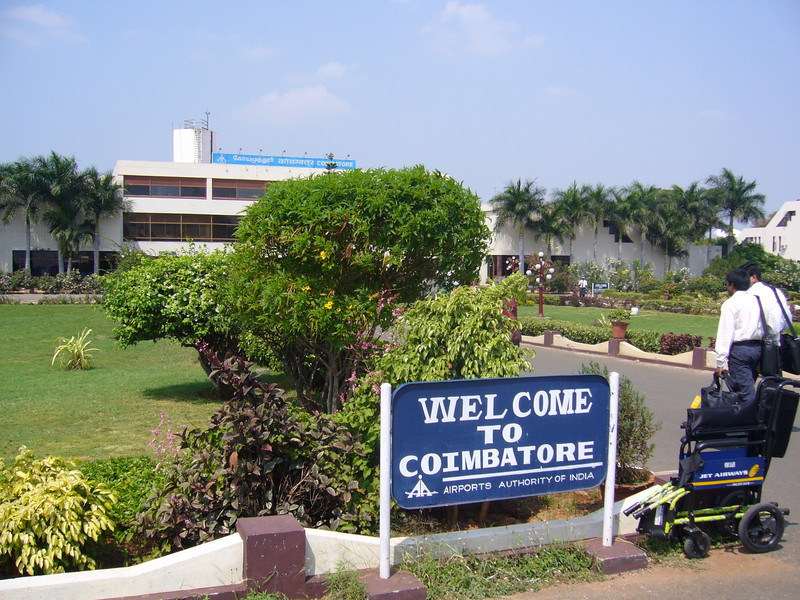 Fly intro Coimbatore from Chennai Ooty an Old British Hill Town, Tamil Nadu, India