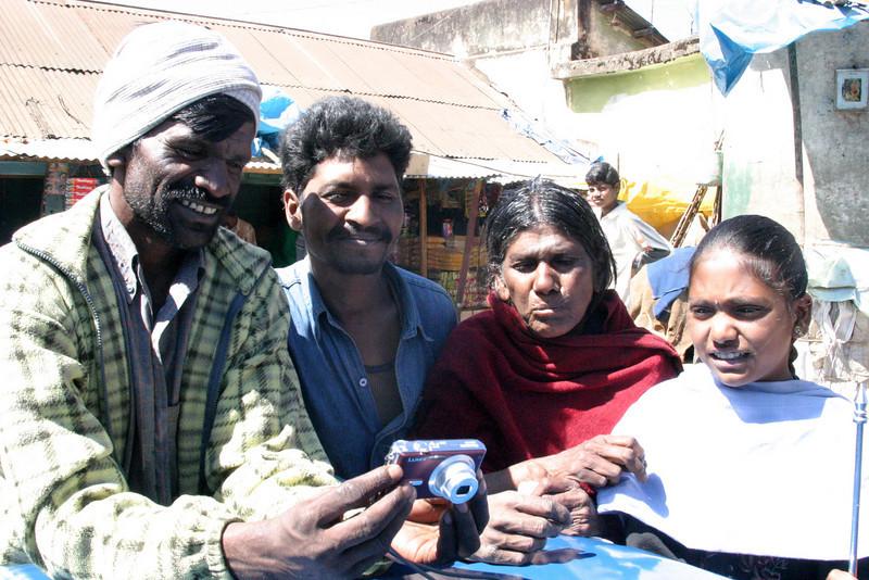 Ooty's People, Tamil Nadu, India