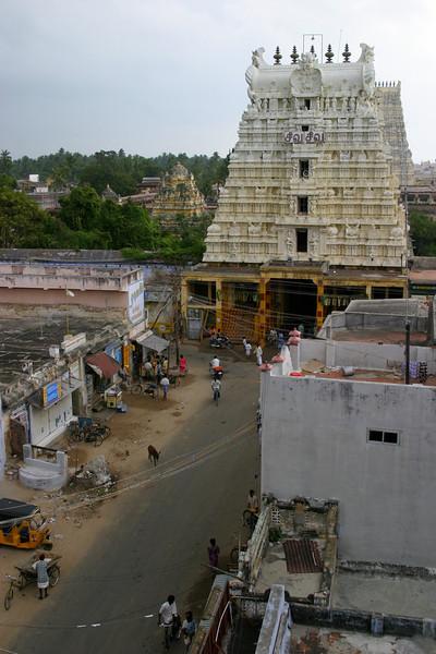 Rameswaran Ramanatha Swamy Temple Rameswaram, Ramanatha Swamy Temple,Tamil Nadu, India