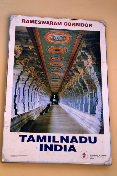 Rameswaram, Ramanatha Swamy Temple,Tamil Nadu, India