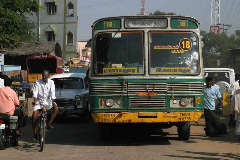 Manamadurai Junction Train from Manamadurai Junction  to Rameswaram, Tamil Nadu, India