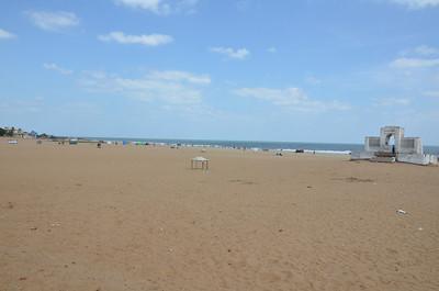 Elliot's Beach, Chennai - Popularly known as Besant Nagar Beach or Bessie