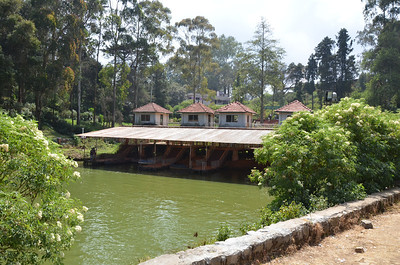 Honeymoon Boat House, Ooty
