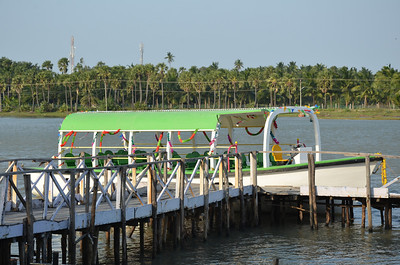 Mudaliarkuppam Boat House, Mamallapuram, Chennai
