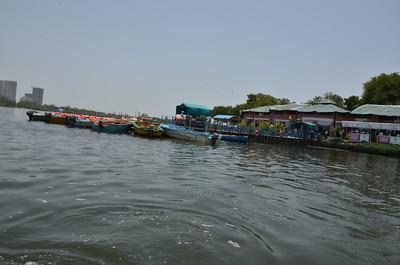 Muttukadu Boat House