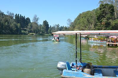 Ooty Lake and Ooty Boat House, Udhagamandalam