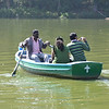 Ooty Lake and Ooty Boat House, Udhagamandalam : Ooty lake is located in Ooty in the Nilgiris district, Tamil Nadu, India. It covers an area of 65 acres. The Boat house situated by the lake, which offers boating facilities to tourists, is a major tourist attraction in Ooty. Ooty lake is an artificial lake constructed by John Sullivan, in 1824. The water flowing down mountain streams in the Ooty valley was dammed to form the lake. The lake became empty on three occasions when it breached its bund. The lake was originally intended to be used for fishing with ferries being used to travel across the lake. It gradually shrunk from its original size giving place to the current bus stand race course, and the lake park. The Tamil Nadu Tourism Development Corporation on behalf of the Tourism Department took the possession of the lake in 1973, for providing boating facilities as a tourist attraction. The boat house, which adjoins the lake was opened by the Tamil Nadu Tourism Development Corporation (TTDC). Boating is the prime attraction at the lake. The boat house offers boating facilities with Paddle boats, Row boats, and Motor boats. It also features a garden, a mini train and an amusement park. The other notable features include a canteen run by the TTDC and pony rides in front of the boat house.