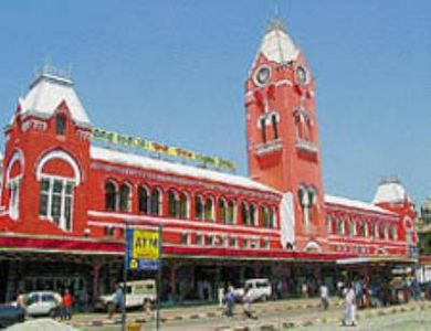 Chennai / Madras local city tour