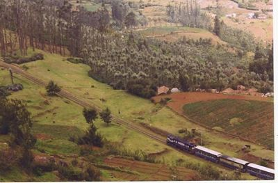Ooty and Coonor Hill Stations