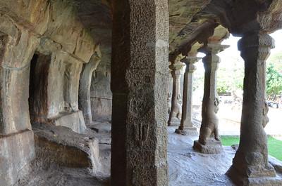 Arjuna Penance - Descent of the Ganges Mahabalipuram