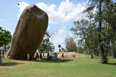 Tiger Cave, Mahabalipuram