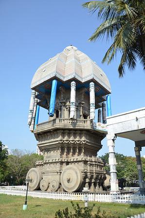 Valluvar Kottam - Chennai / Madras