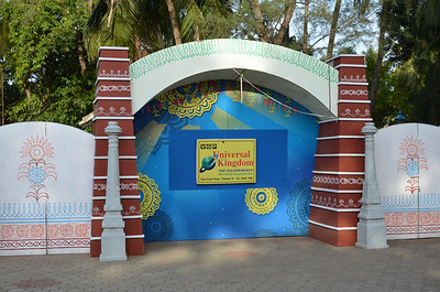 VGP Golden beach Universal Kingdom Amusement Park
