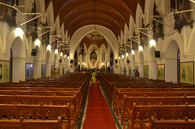 National Shrine of St.Thomas basilica (santhome church)