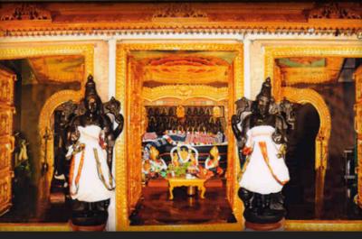 Sri Anantha Padmanabha Swamy Temple - Adyar, Chennai