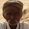 "A gypsy man living in a remote village - Thar Desert (Jaisalmer), India.  To view my travel gallery from Thar Desert (Jaisalmer), India click on the photo. <a href=""http://nomadicsamuel.com"">http://nomadicsamuel.com</a>"