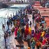Ganga ghats in Haridwar