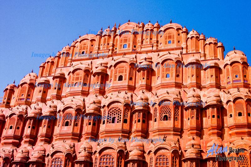 Hawa Maha, Pink Palace, Jaipur