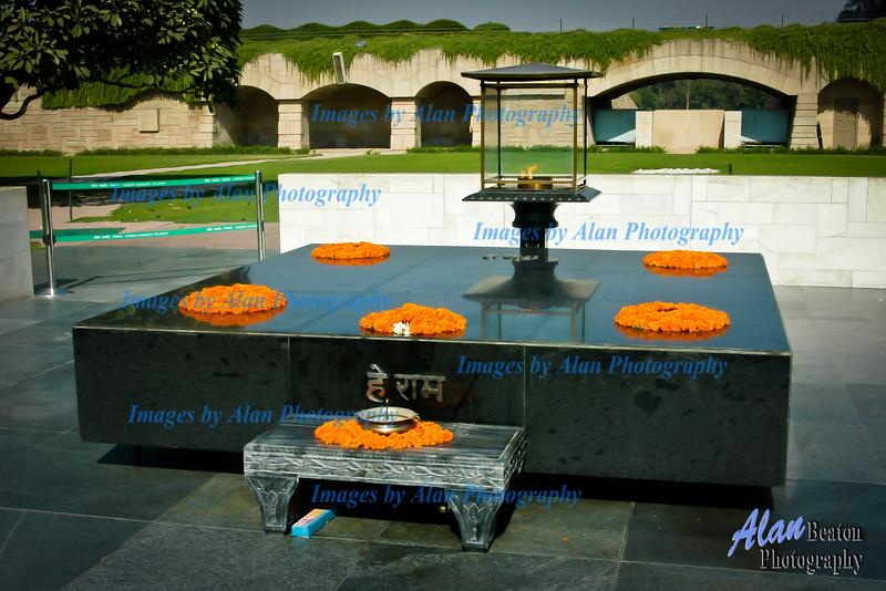 Raj Ghat Memorial, Delhi