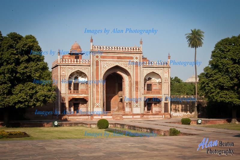 Akbar's Palace, Delhi