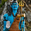 Statue of Lord Shiva, Mussoorie, Uttarakhand, India