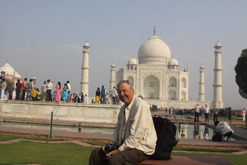 Taj Mahal, photo by John.