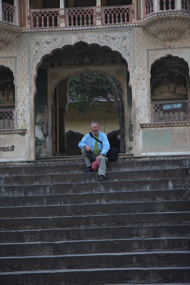 Monkey Temple, Jodhpur