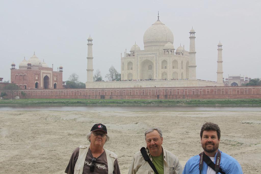 Taj Mahal, John & Keith
