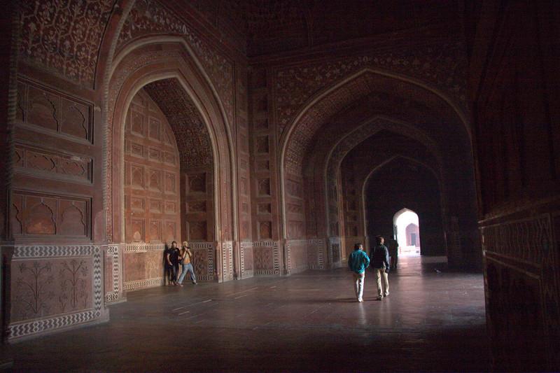 Agra, India, Taj Mahal, Uttar Pradesh