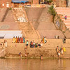 Bathing at the Ghat