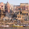 Manikarnika Ghat, A Place of Cremation